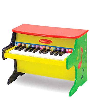 Мелисса и Дуг Учимся играть на фортепиано Melissa and Doug