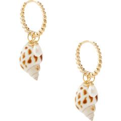 Oleana Huggie Earrings Kendra Scott