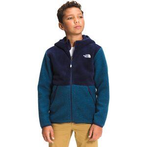 Флисовая куртка на молнии с капюшоном Forrest The North Face