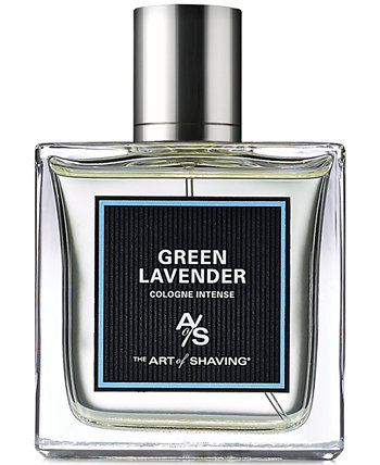Мужская зеленая лаванда Кельн, 1 унция. Art of Shaving