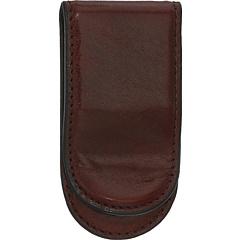 Коллекция Old Leather - Зажим для денег с кожаным покрытием BOSCA