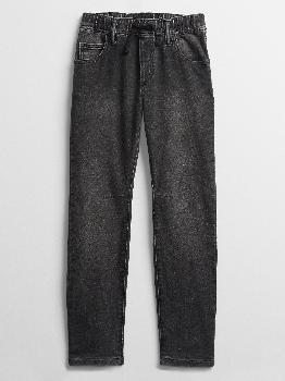 Детские узкие джинсы без застежки Gap Factory