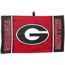 "WinCraft Georgia Bulldogs 14"" x 24"" Waffle Towel Unbranded"