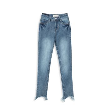 Girl's Mid-Rise Jeans HABITUAL girl
