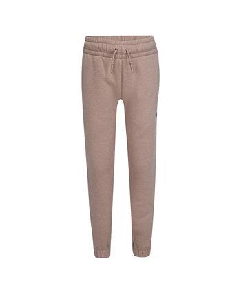 Флисовые брюки с принтом логотипа Big Boys Mash Up Jordan