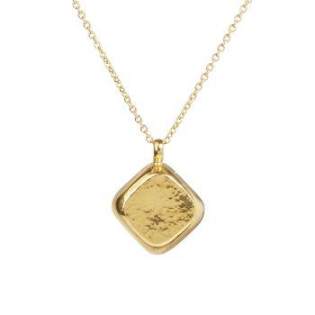 Bon-Bon 22K & amp; Ожерелье с подвеской из желтого золота 24 карат Gurhan