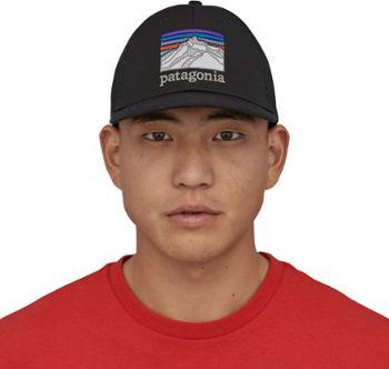 Шляпа дальнобойщика Line Logo Ridge LoPro Patagonia