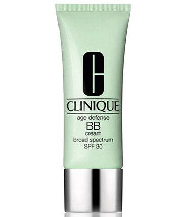 Age Defense BB Cream SPF 30, 1,4 унции. Clinique