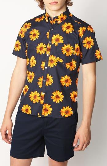 Рубашка с коротким рукавом Daisy PUBLIC ART