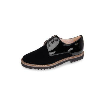 Лакированная кожа для девочек и & amp; Замшевые туфли Venettini