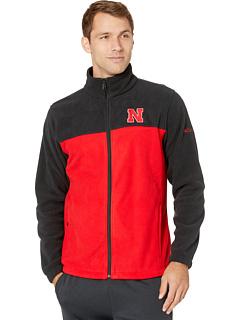 Небраска Корншукс Флисовая куртка CLG Flanker ™ III Columbia College