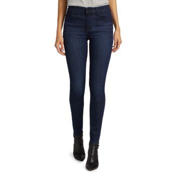 Maria High-Rise Skinny Jeans J Brand