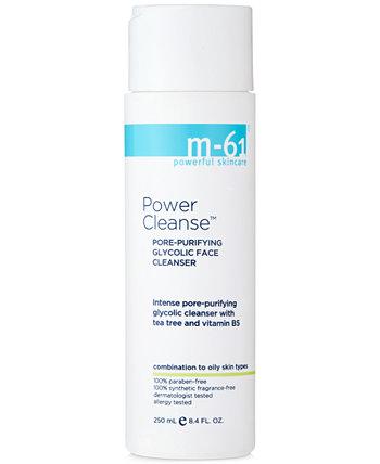 Power Cleanse - Гликолевое очищающее средство для очищения пор, 8,4 унции M-61 by Bluemercury