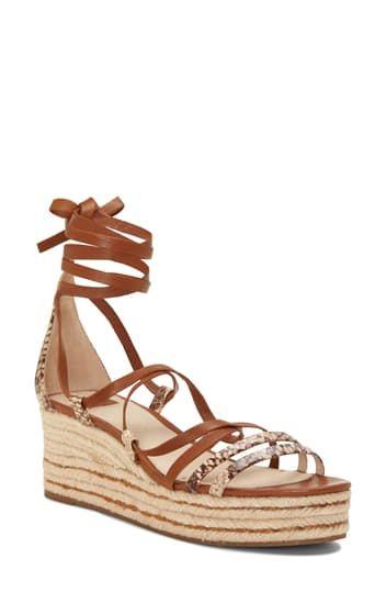 Renz Platform Wedge Sandal Louise et Cie