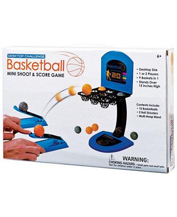 Desktop Challenge - Баскетбольная мини-игра Стреляй и забивай Westminster Inc.