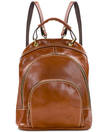 Кожаный рюкзак Heritage Alencon Patricia Nash