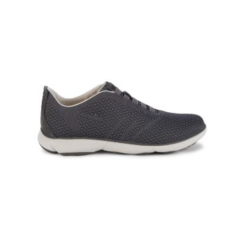 U Nebula Geometric Sneakers Geox