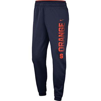 Men's Nike Navy Syracuse Orange 2019 Sideline Therma Performance Pants Nike