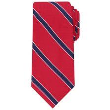 Удлиненный полосатый галстук Big & Tall Bespoke Trotter в полоску Bespoke