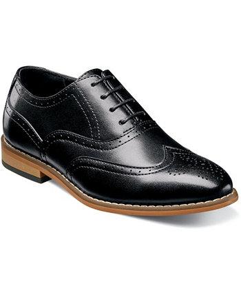 Little Boy Dunbar Wingtip Оксфордская обувь Stacy Adams