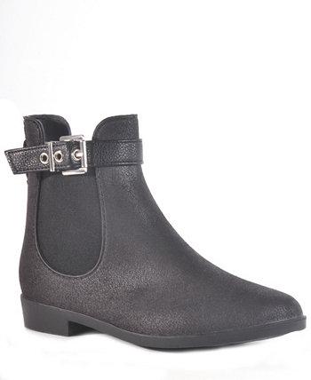 Замшевые непромокаемые женские ботинки от дождя Glasgow Dav