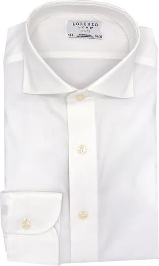 Классическая рубашка с пуговицами спереди Lorenzo Uomo