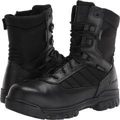 """Компактный носок на молнии с боковой застежкой 8 """" Bates Footwear"""