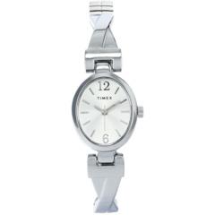 21 мм модные часы с эластичным браслетом с расширяющимся ремешком Timex