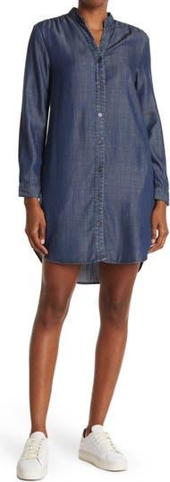 Платье-рубашка с воротником-стойкой Lisanne Velvet Heart