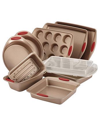 Набор форм для выпечки Cucina из 10 предметов Rachael Ray