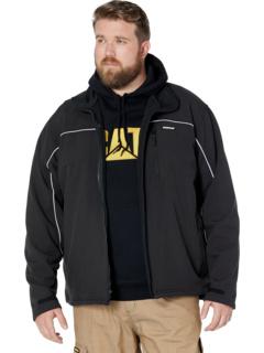 Куртка софтшелл Big & Tall Caterpillar