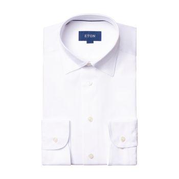 Cotton Dress Shirt Eton