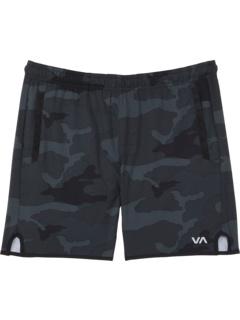 Эластичные шорты Yogger (для маленьких и больших детей) RVCA Kids