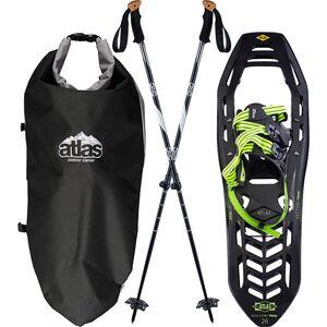 Helium Trail Snowshoe Kit Atlas Snowshoes
