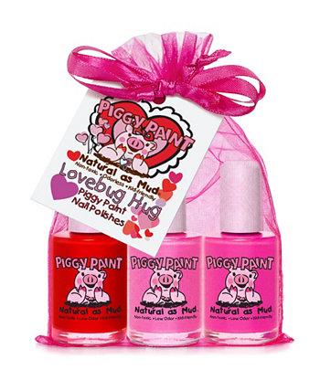 Lovebug Hug Лак для ногтей Piggy Paint
