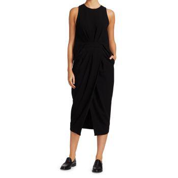 Платье прямого кроя Klein Rachel Comey