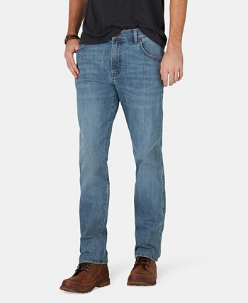 Мужские зауженные прямые джинсы Wrangler