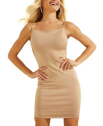 Платье-футляр без рукавов с вырезом на спине GUESS