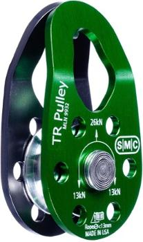 Технический спасательный шкив SMC