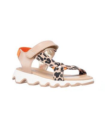 Little Girls Stella Webbing Sandals DKNY