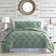 Modern Threads 5-Piece Comforter Set with Shams Modern Threads