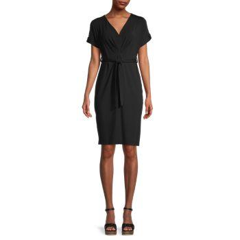 Belted Dress Calvin Klein