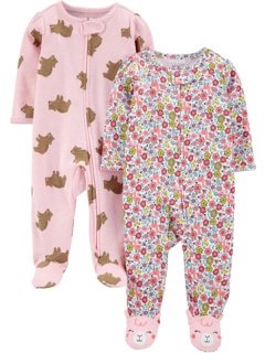 Набор из 2 предметов для сна и игр на хлопковой ножке (для младенцев) Simple Joys by Carter's