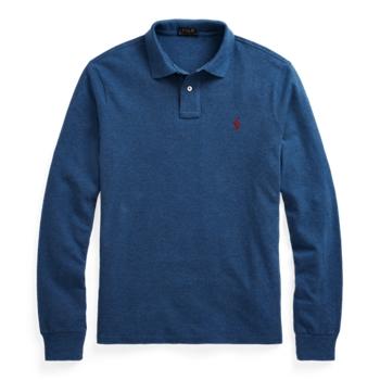 Сетчатая рубашка-поло с длинным рукавом ig Ralph Lauren