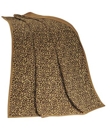 Леопард Сан-Анджело Бросок 50 x 60 дюймов HiEnd Accents