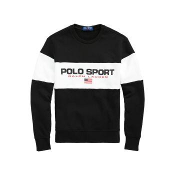 Толстовка из флиса Polo Sport Polo Ralph Lauren