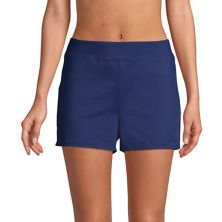 Women's Lands' End Quick Dry UPF 50 Tummy Control Swim Shorts Lands' End