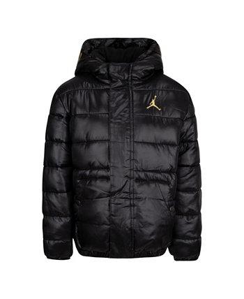 Хит-куртка с капюшоном Big Boys Jordan
