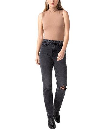 Прямые джинсы Willa с потертостями Unpublished