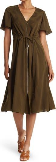 Aiyanna Drawstring Dress Ted Baker London